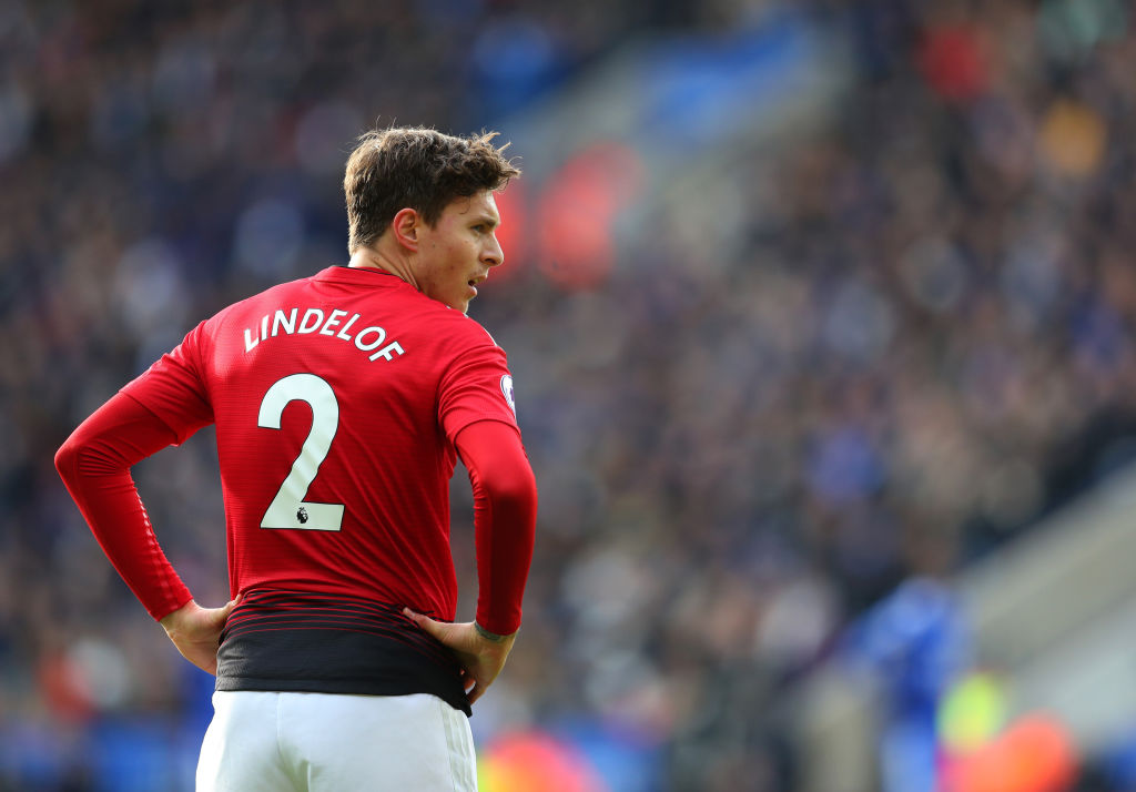 Why Victor Lindelof was left out of Manchester United's squad to face Fulham