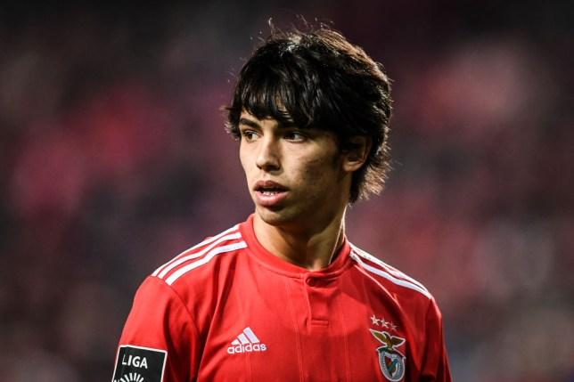 f77639f6d Man Utd transfer news  Benfica set to block Joao Felix move by ...
