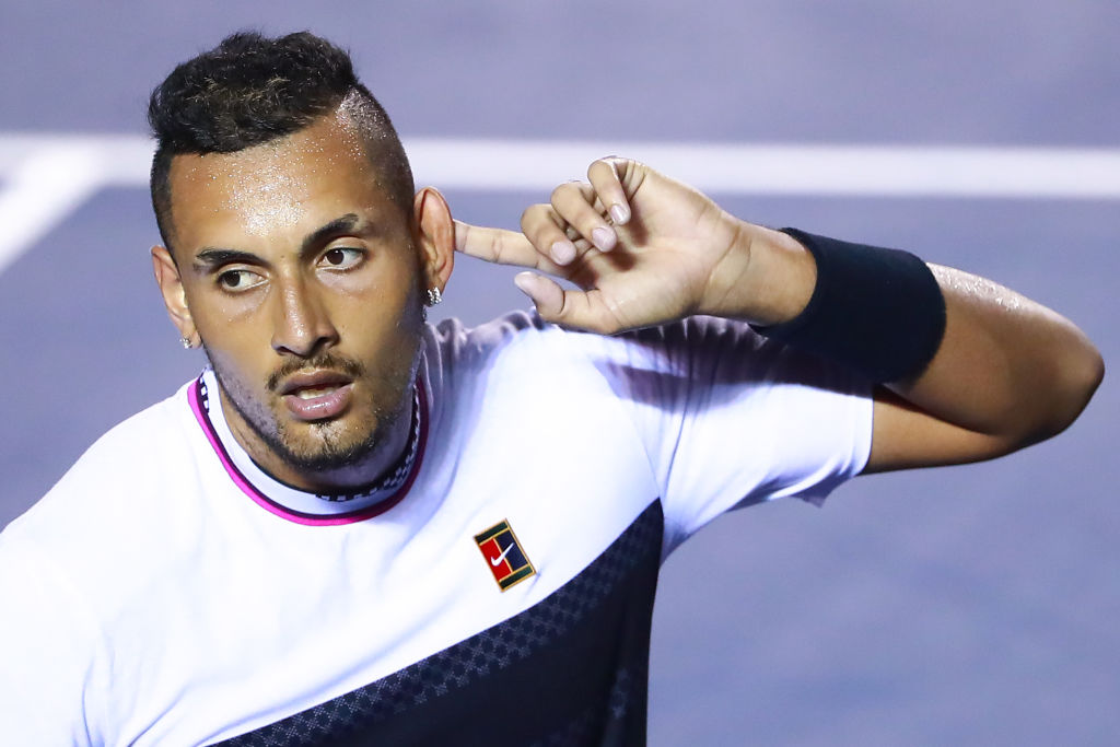 What Nick Kyrgios said in changing room after fiery Rafael Nadal victory