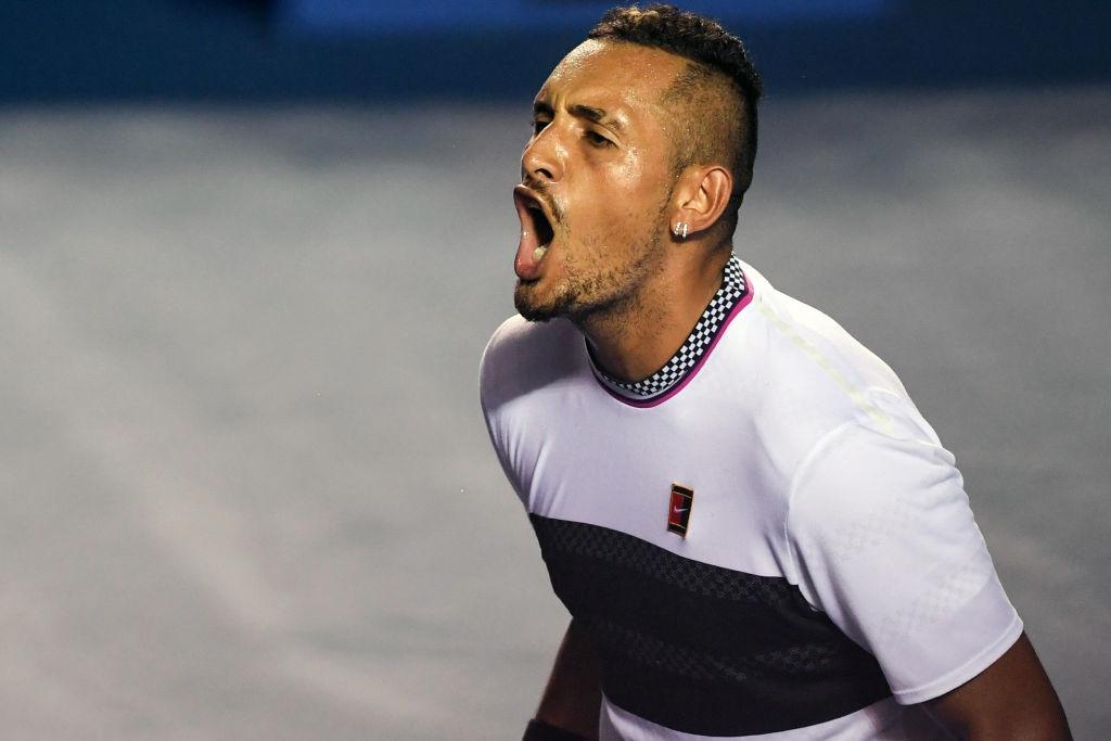 Nick Kyrgios stuns Rafael Nadal as Maria Sharapova and Juan Martin del Potro injury woes continue