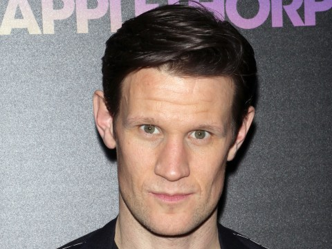 Doctor Who's Matt Smith defends playing gay character Robert Mapplethorpe with dramatic heroin comparison