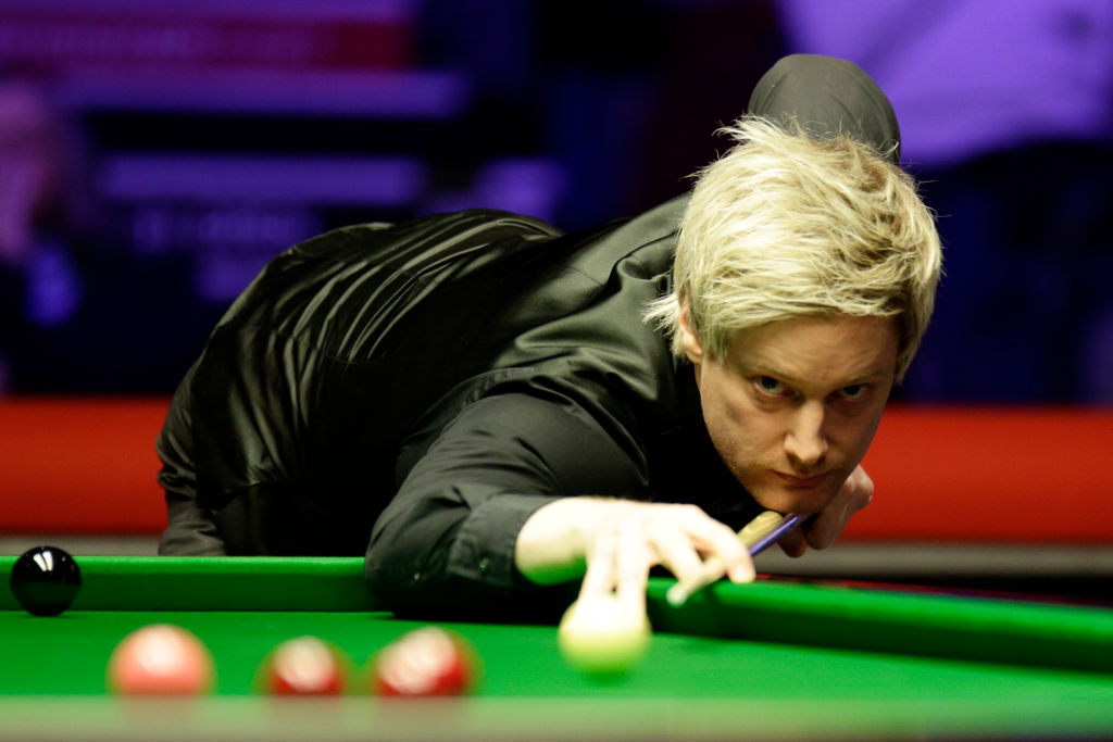 Neil Robertson claims Welsh Open title after slug-fest with Stuart Bingham