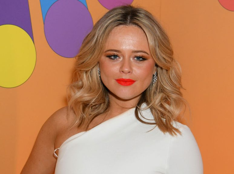 The Inbetweeners star Emily Atack hits out at trolls 'who continue to call me fat'