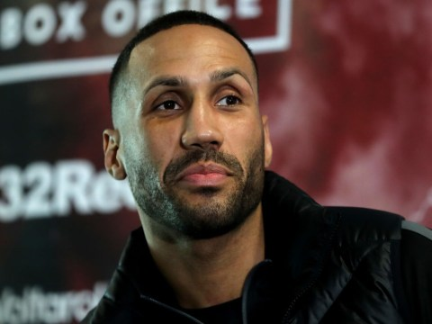 James DeGale reacts to Chris Eubank Jr's sparring partner betrayal