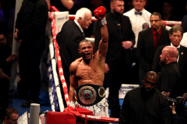 Image result for chris eubank jr 2019