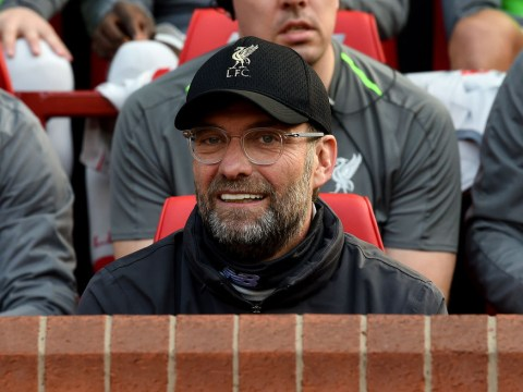 Jurgen Klopp blames Manchester United injuries for Liverpool's lack of goals at Old Trafford