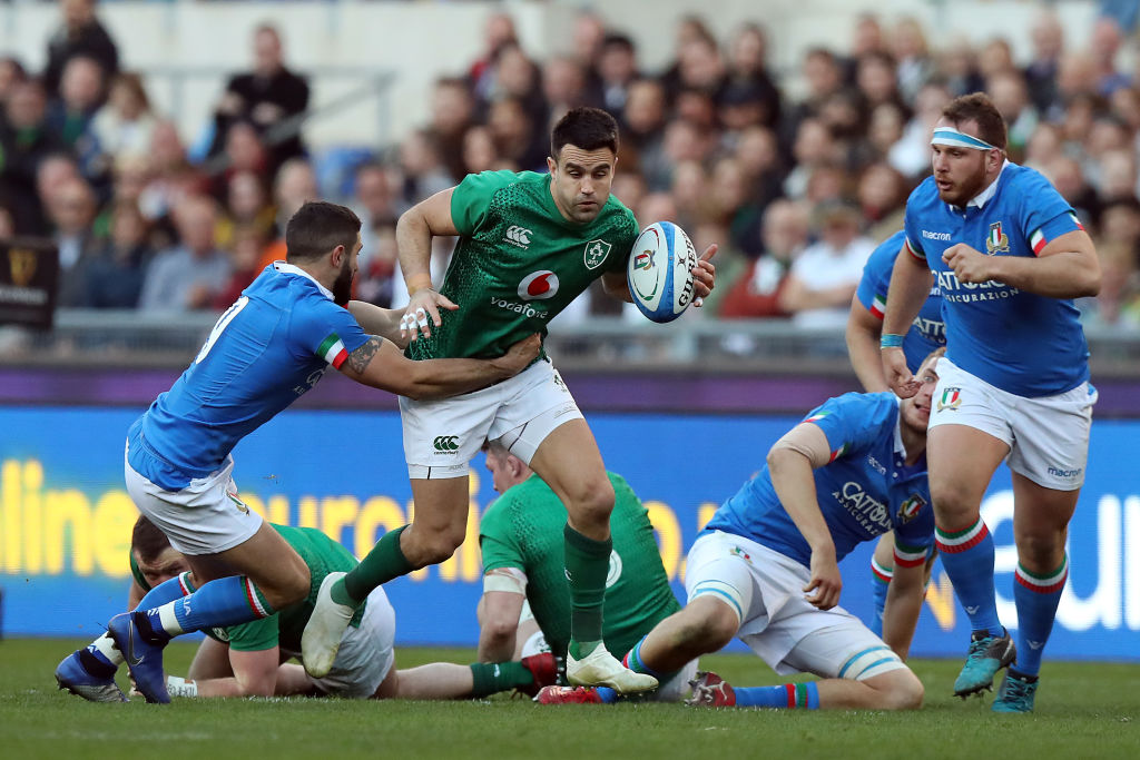 Ireland overpower Italy to earn 26-16 Six Nations victory after exhausting encounter in Rome