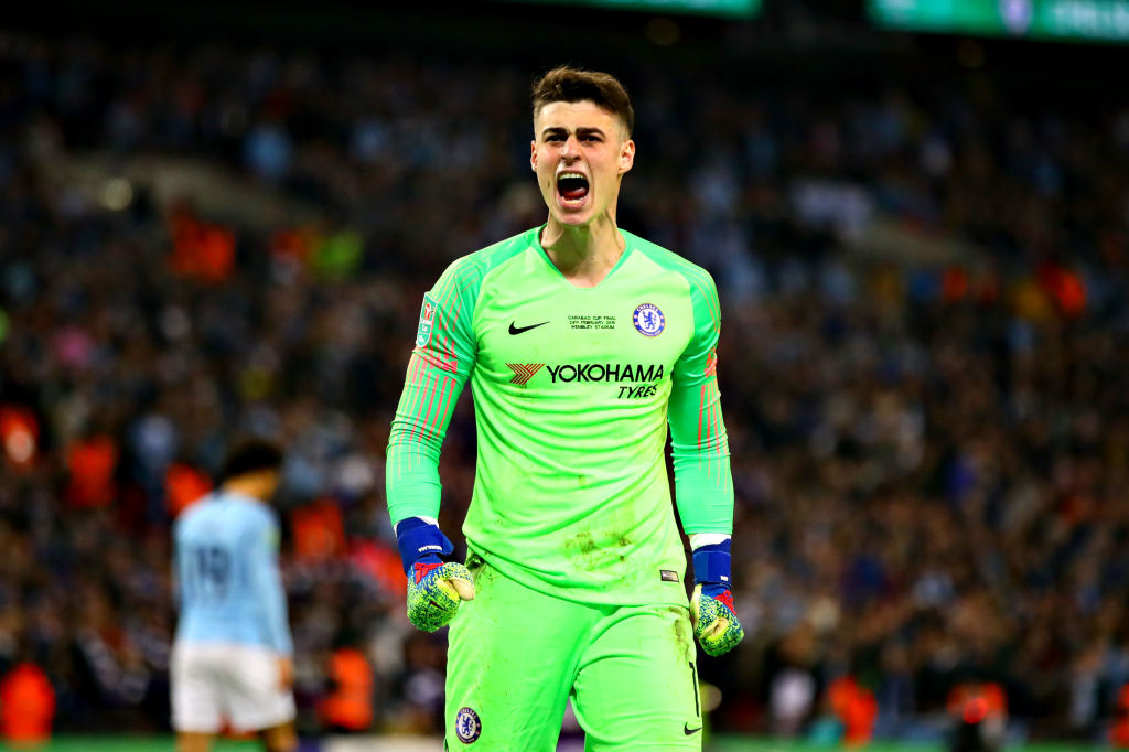 Chelsea chief Marina Granovskaia unhappy with Kepa decision after bust-up with Maurizio Sarri