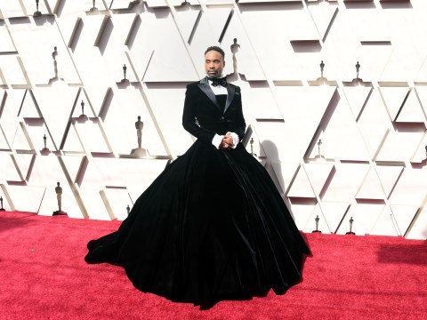 Who is Billy Porter and who does he play in Pose?