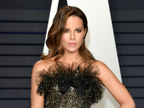 Kate Beckinsale 'passed out' filming on set for new series The Widow and had to be taken to hospital
