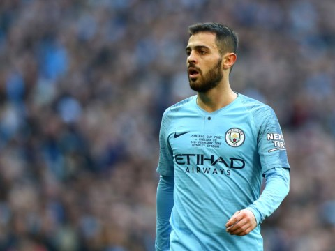 Pep Guardiola to make late call on Bernardo Silva's fitness ahead of West Ham United clash
