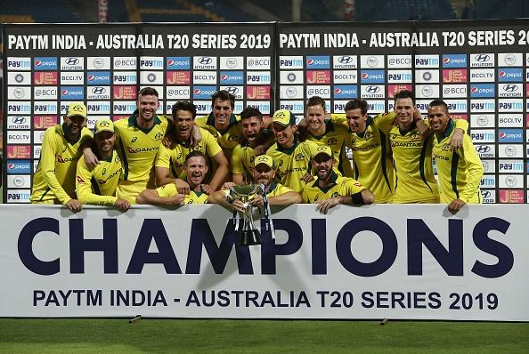 ODI and T20I rankings: Australia close in on India as Glenn Maxwell climbs