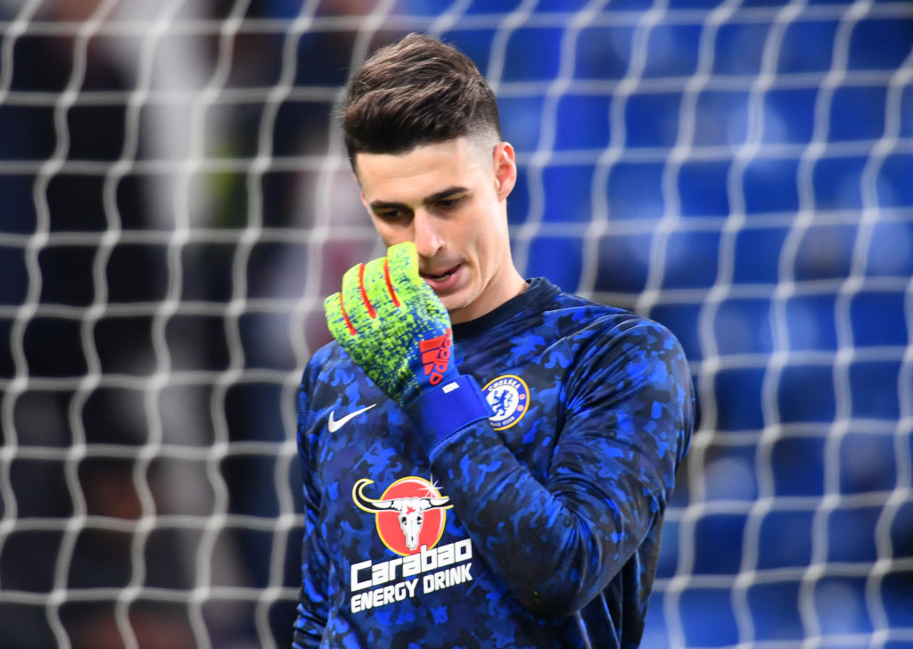Willy Caballero reveals what he told Kepa after he was dropped for Chelsea's win over Tottenham