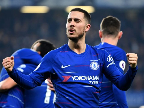 Eden Hazard says Kepa can be 'one of the world's best' after being dropped by Maurizio Sarri