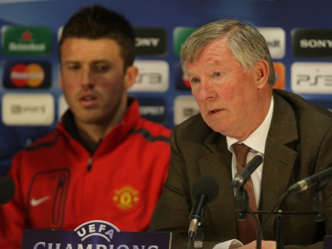 How Michael Carrick angered Sir Alex Ferguson on his first day at Manchester United