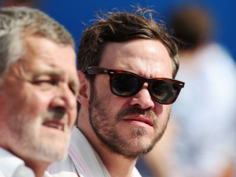 Will Young challenges 'homophobic' tennis environment