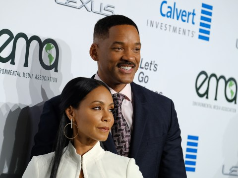 Jada Pinkett Smith says she 'never' wanted to marry Will Smith