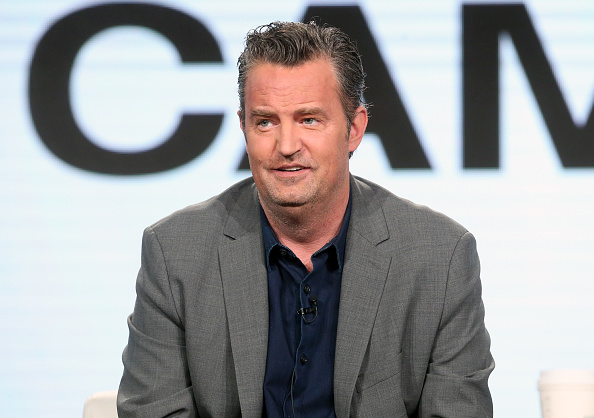 Friends star Matthew Perry sparks concern after tweeting he's been 'kicked out of therapy'