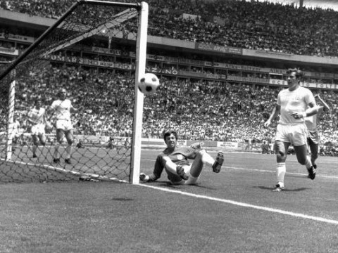 What Pele told Gordon Banks after his wonder save at 1970 World Cup