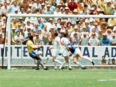 'You lucky t***!' – How England World Cup hero Gordon Banks remembered his astonishing save against Pele