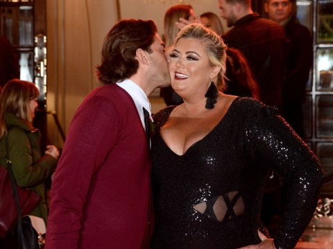 Gemma Collins 'could forgive James Argent and reconcile once more' as he apologises for fat jibes
