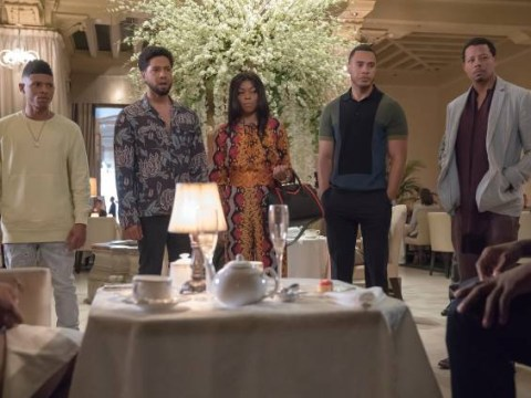Empire cast's 'post is being screened by FBI' amid investigation into letter foreshadowing Jussie Smollett attack