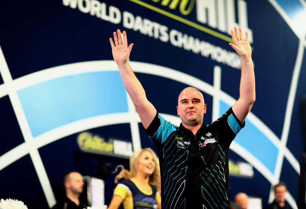 Rob Cross went 'through hell' after World Championship win as Voltage 'lost his spark'
