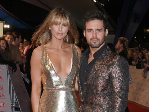 Vogue Williams worried sex with Spencer Matthews would be 'terrifying' after giving birth to son Theodore