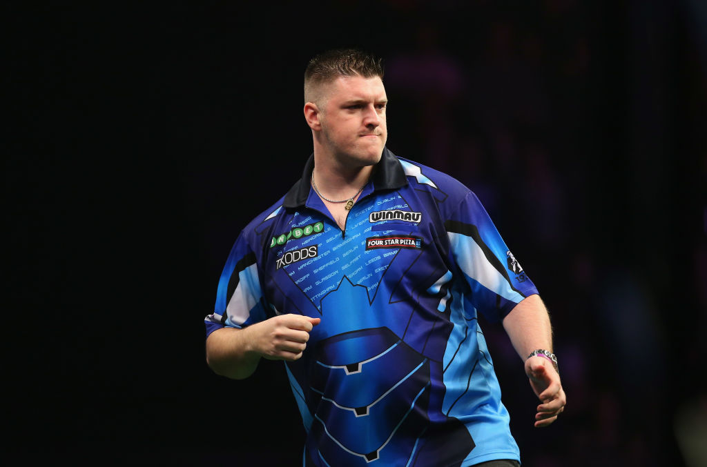 Premier League Darts Week Three Preview: Van Gerwen out to get Cross as Lennon hopes for luck of the Irish