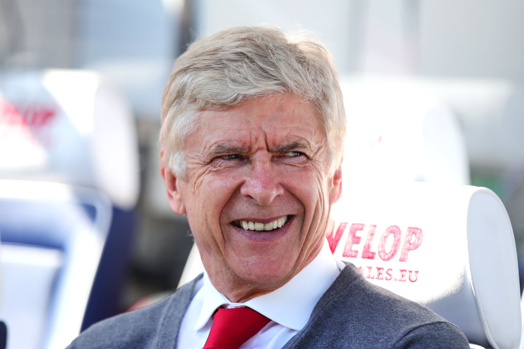 Arsene Wenger wanted Carlo Ancelotti ahead of Unai Emery to replace him as Arsenal manager