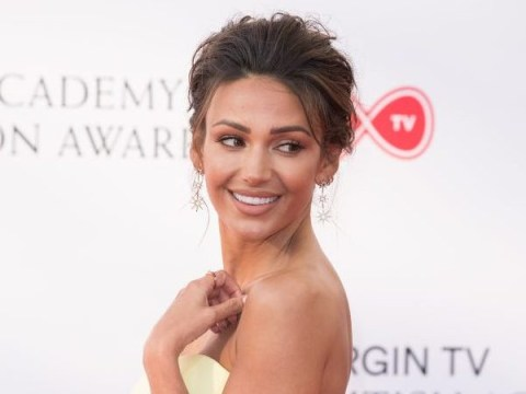 Who is Michelle Keegan married to and which soap did she star in as Tina McIntyre?