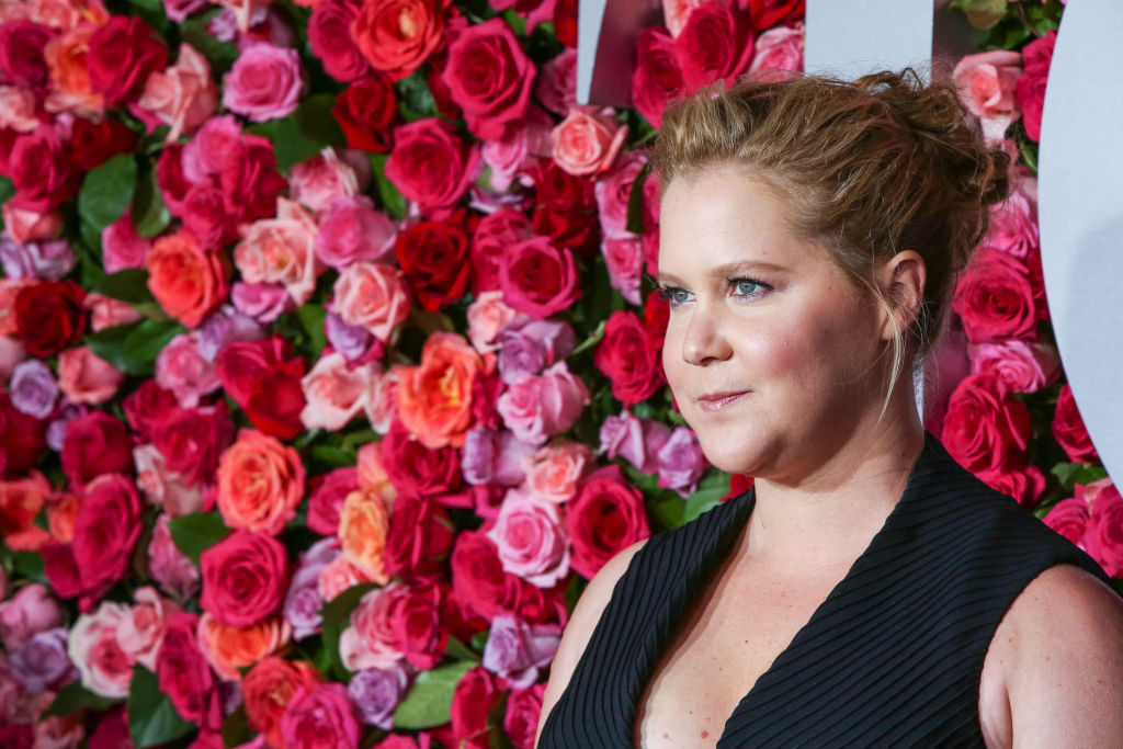 Amy Schumer debuts trailer for Netflix stand-up special and is obviously poking fun at pregnancy