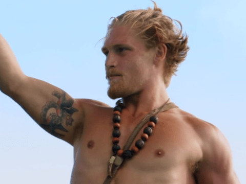 Shipwrecked's Harry forced to leave island after losing endurance challenge to Tom