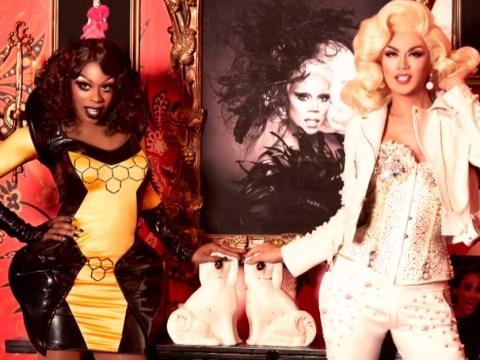 RuPaul's Drag Race season 11: Manila Luzon gatecrashes Honey Davenport's first photoshoot