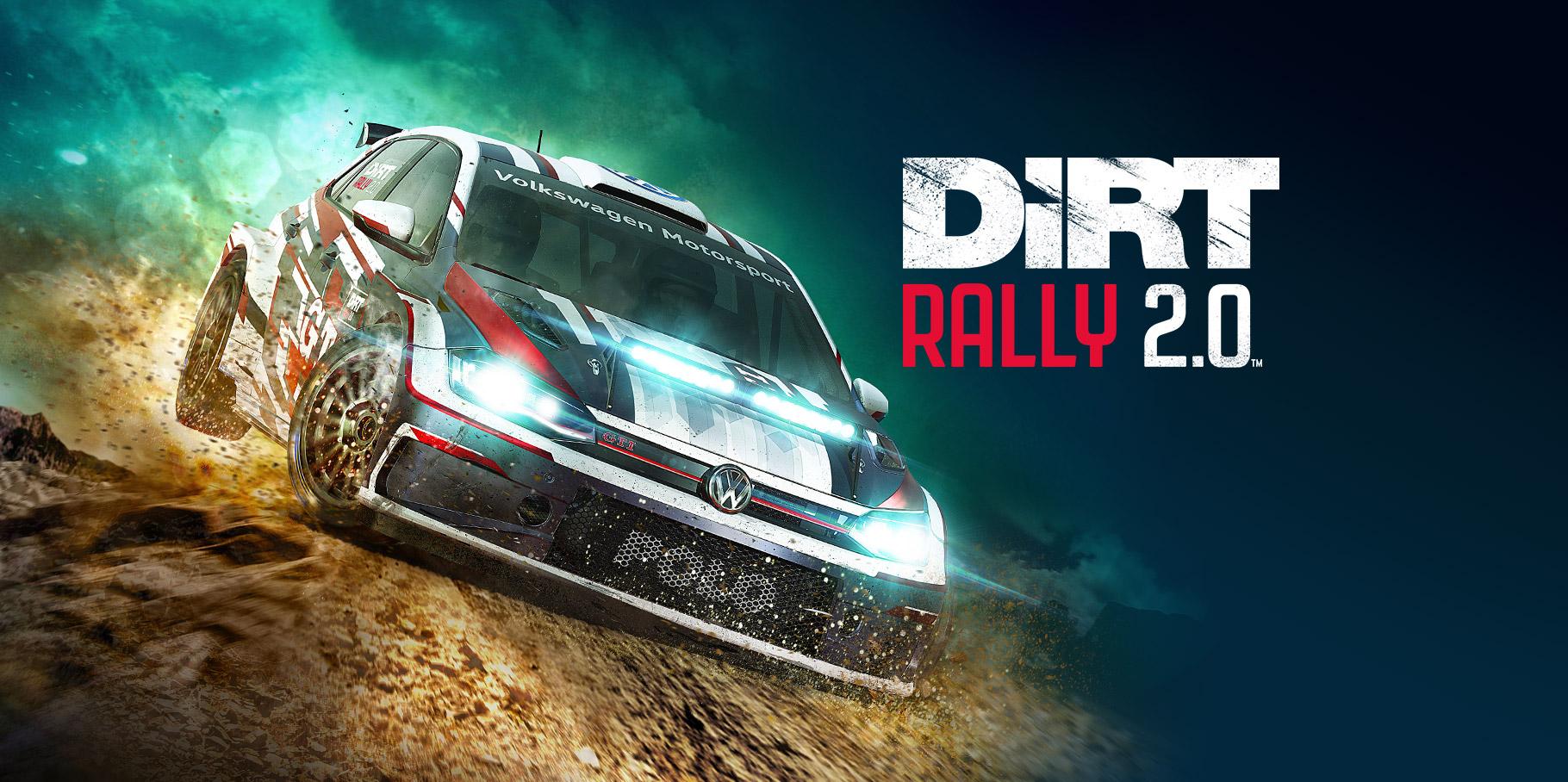 DiRT Rally 2.0 review – hardcore racing