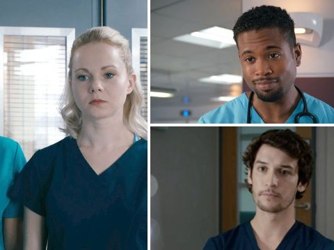 Holby City review with spoilers: Ange's anguish, Cameron's conniving and Dom's mum's deja vu