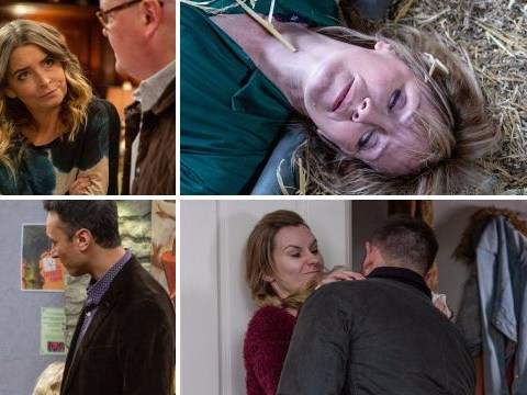 10 Emmerdale spoilers: Rhona left to die and Ryan's huge mistake