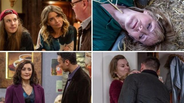 Emmerdale spoilers revealed for Charity, Ryan, Rhona, Jai, Manpreet and Dawn