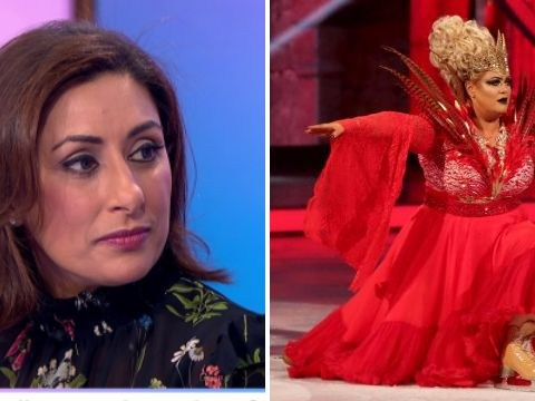 Gemma Collins knows she should have got voted off Dancing On Ice, claims Saira Khan