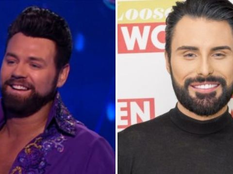 Brian McFadden becomes Rylan Clark-Neal's doppleganger on Dancing On Ice and you can't unsee it