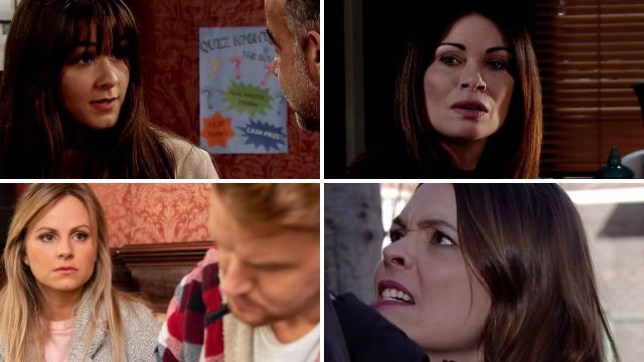 Coronation Street spoilers for Sophie, Carla, Sarah, Gary, Amy and Tracy