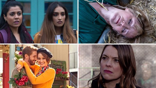 Soap spoilers for EastEnders' Ahmed sisters, Rhona in Emmerdale, Sienna and Brody in Hollyoaks and Tracy in Coronation Street