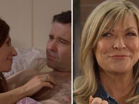 Emmerdale spoilers: Kim Tate kills Megan Macey as she returns for Graham Foster?