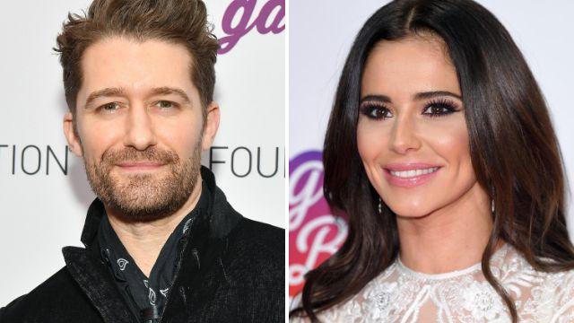 The Greatest Dancer's Matthew Morrison praises 'super mum' Cheryl for dealing 'petty trolls'
