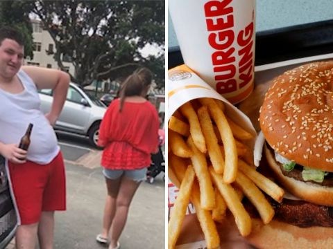 Notorious British 'gypsies' banned from all Burger Kings in New Zealand