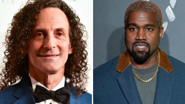 Kenny G wants Kanye West collaboration as he escapes Kim Kardashian's Valentine's Day rose maze