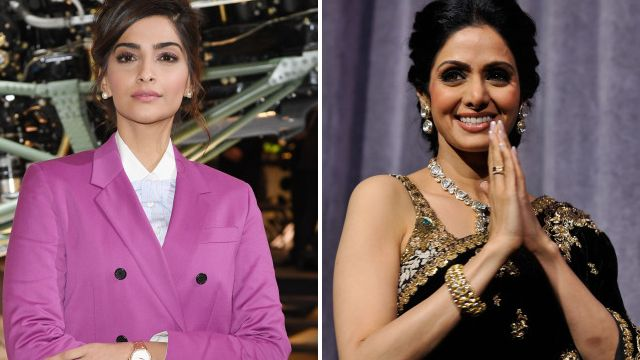 Sonam Kapoor remembers Sridevi as anniversary of her death approaches