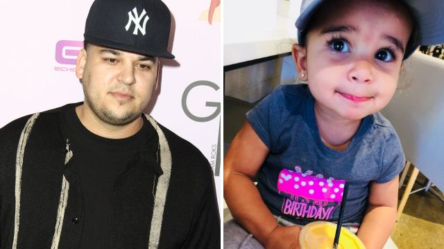 Rob Kardashian 'wants to trademark daughter Dream's name' as he gears up for reality TV return