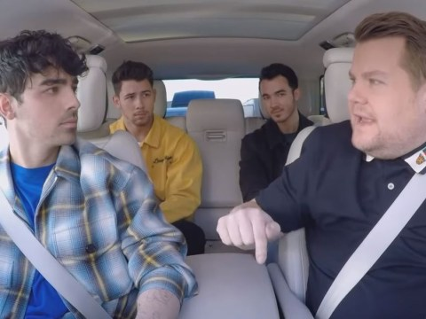 Jonas Brothers are taking over James Corden's Late Late Show for entire week to celebrate reunion