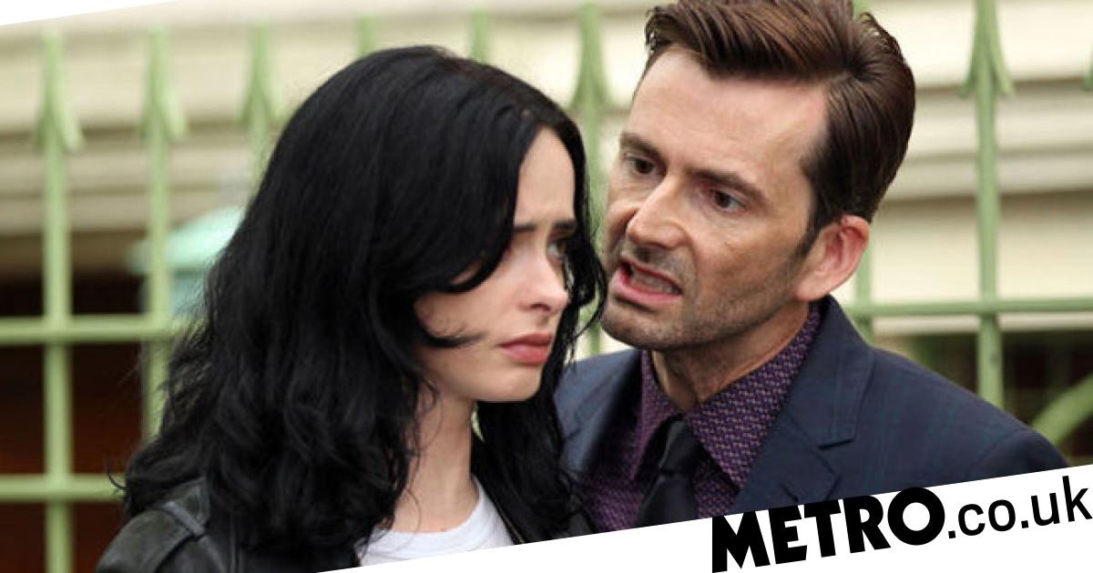 David Tennant's Kilgrave to return for Marvel's Jessica Jones ...